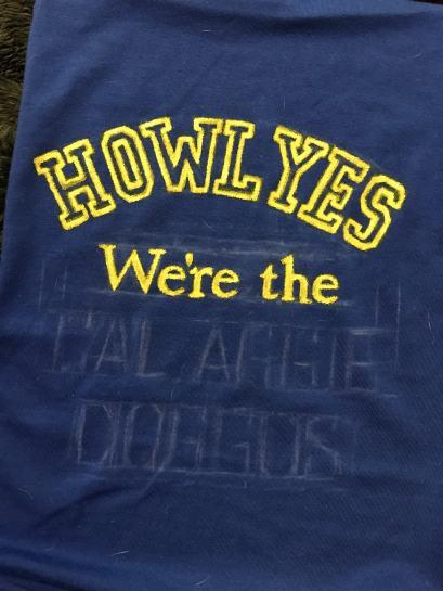 cal aggie marching doggos shirt 2-min